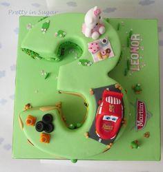 Twins Birthday | Lightning Mcqueen and Hello Kitty # Aniversário de Gémeos | Faísca Mcqueen e Hello Kitty