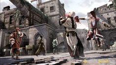 Assassin's Creed Brotherhood Game Image Screenshot