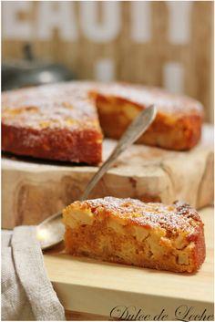 Dulce de Leche: Francúzsky jablkový koláč Food Inspiration, Sweet Recipes, Banana Bread, Tart, Sweet Tooth, French Toast, Food And Drink, Treats, Baking