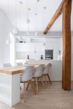 Découvrir la beauté de la petite cuisine ouverte! | Cuisine ...