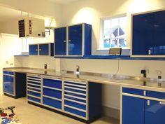 Garage & Shop Cabinets