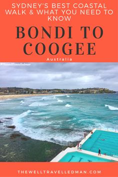 Sydney, Australia - What you need to know about this amazing coastal walk, Bondi to Coogee - Sydney