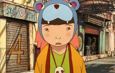 TEKKONKINKREET, by director Michael Arias (2006). Great anime.