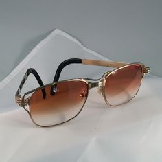 6892c421a30 Find this Pin and more on VBOH. Items similar to Vintage Sunglasses ...