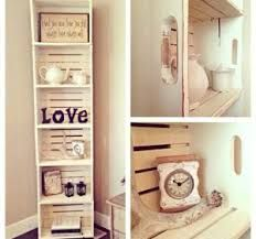 Fascinating DIY Crate Crafts to Transform your Living Room Forever Things made of wood have the vintage look that goes well with a decorated house. See how you can put these DIY crate crafts to use in your interior décor.