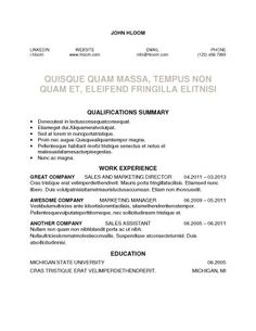 network resume templates - Ats Resume