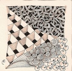 MomZenArtist: My New Pattern - YAH