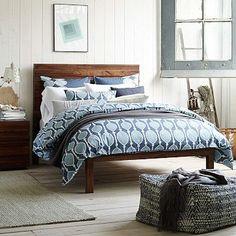 Stria Bed Set #westelm
