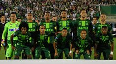 A Plane Carrying Members Of A Brazilian Football Team Chapecoense Has Crashed In Colombia.   A plane carrying members of a Brazilian football team Chapecoense has crashed in Colombia. Medellin's international airport said on its Twitter account that the aircraft carrying 72 passengers and nine crew membershad left from Bolivia.  Local media has reported that the charter aircraft was carrying members of the Brazil Serie A side who were scheduled to play in the Copa Sudamerica finals against…
