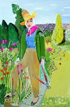 Maira Kalman, Lady Rhoda Birley