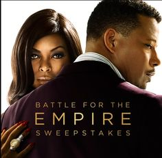 Empire tv show sweepstakes