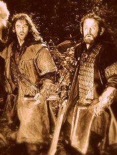 Kili and Thorin