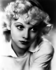 Lucille Ball ~ 1930s