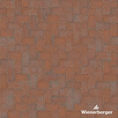Ready to use texture of the Wienerberger clay paver Penter Rotblaubunt laid in the Herringbone bond. Get yours on our Belgium website. Clay Pavers, Herringbone, Belgium, Tile Floor, Bond, Flooring, Website, Tile Flooring, Hardwood Floor