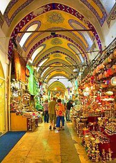 Grand Bazaar . Istanbul