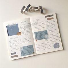 Bullet Journal Month, Bullet Journal Notebook, Bullet Journal Ideas Pages, Bullet Journal Inspiration, Art Journal Pages, Bullet Journals, Bujo, Bullet Journal Aesthetic, Scrapbook Journal