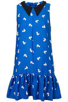 Top Shop squirrel print dress - £46