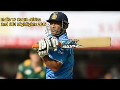 India Vs South Africa 2nd ODI Highlights 2015