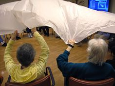 care and activity overnight for dementia victims with sleep problems. (AP Photo/Jim Fitzgerald)
