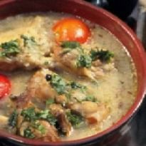 Makhmali Murgh: #Chicken cooked in a 'velvety' sauce. Your curiosity should make you try this one.