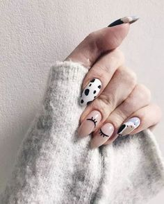 Best nail art designs to try this spring & summer mismatched nail art designs short nail art designs, nail art ideas, nail art designs nail art, short nail ideas, nail colors Nail Art Designs, Acrylic Nail Designs, Nails Design, Design Art, Design Ideas, Pink Nails, Gel Nails, Nail Polish, Stiletto Nails