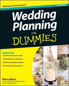 The bestselling wedding planning guidenow updated! Congratulations, you're planning a wedding! Besides obtaining a fancy tuxedo and a stunning gown, organizing a wedding ceremony takes creativity, pla