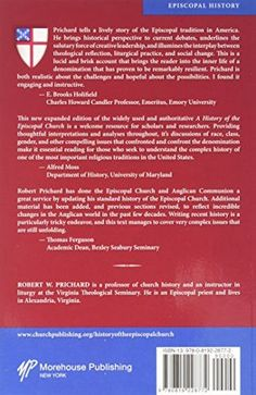 A History of the Episcopal Church - Third Revised Edition: Complete through the 78th General Convent
