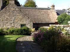 Souter Johnnie's house, Kirkoswald