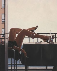 The-Temptress - Jack Vettriano - Terra Incognita. Сайт Рэдрика