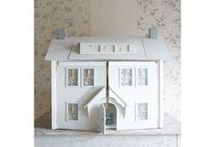 ♕ Rachel Ashwell vintage dollhouse