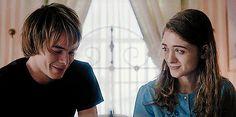 Jonathan Byers and Nancy Wheeler - Stranger Things