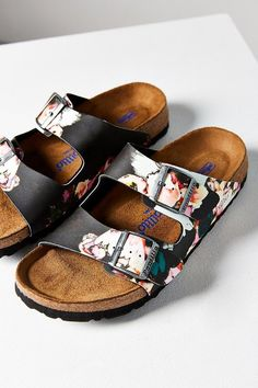 Birkenstock Painted Bloom