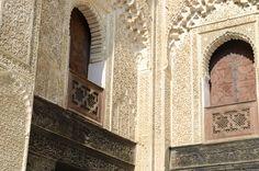 Medersa bou inania, Fès, Maroc #maroc #morocco #fes #medina Fes Medina, Oversized Mirror, Furniture, Home Decor, Morocco, Decoration Home, Room Decor, Home Furnishings, Home Interior Design