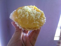 Share this on WhatsAppYema cupcake is a popular dessert. This sweet and delicious custard dessert is very popular in the Philippines. A baker from Luzon started the Yema craze. I have never tried the infamous Rondillas Yema cake from Tayabas, Quezon so I can't compare if my version is similar or not. Anyway, whether it is on the same level of the famous Rondillas Yema cake, I really don't care.