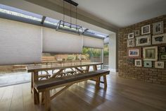 London Kitchen Extension | Honeycell Duette case study — Grants Blinds - Bespoke Window Tailoring Since 1982