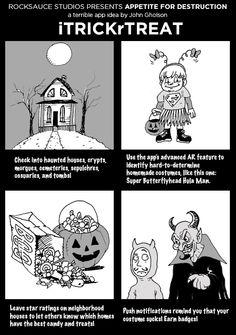 itrickrtreat #halloween