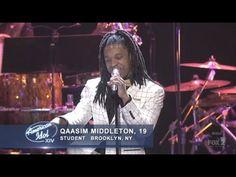 ▶ Qaasim Middleton - Uptown Funk - American Idol 2015 (Top 12 Guys) - YouTube