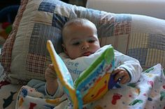 Best Books For Babies {Birth to Six Months}