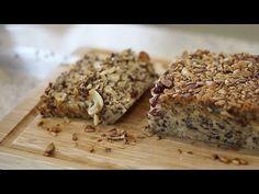 Chleb bezglutenowy bez mąki, pełnoziarnisty - Jak zrobić chleb? - YouTube