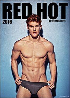 Amazon.fr - Red Hot 2016 Calendar - Thomas Knights - Livres