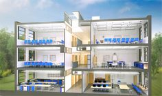 Britain's New Baseline School Design Sacrifices Style for Savings