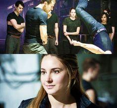 // Divergent - Insurgent- Allegiant //