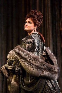 Michele McConnell as Carlotta. Photo by Joan Marcus