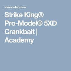 Strike King® Pro-Model® 5XD Crankbait | Academy