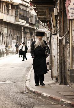 Mea Shearim - #Jerusalem, #Israel