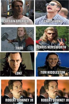 Because we all know that Robert Downey Jr. is Robert Downey Jr. all the time.