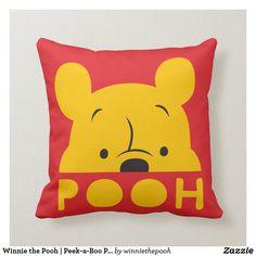 Winnie The Pooh Friends, Disney Winnie The Pooh, Baby Disney, Boys Room Decor, Baby Nursery Decor, Custom Pillows, Decorative Throw Pillows, Disney Baby Nurseries, Boy Nurseries