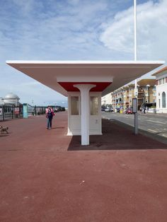 Hastings Shelters, Seaside, Concrete, Outdoor Decor, Image, Design, Home Decor, Interior Design, Design Comics