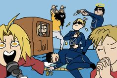 draw the squad fma - Google Search