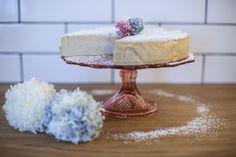 Millet Grouts Vanilla Cheesecake http://bit.ly/jagielnik
